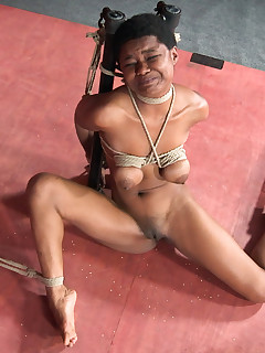 Black Bondage Pics