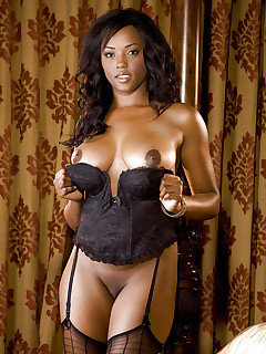 Black Women In Stockings Pics